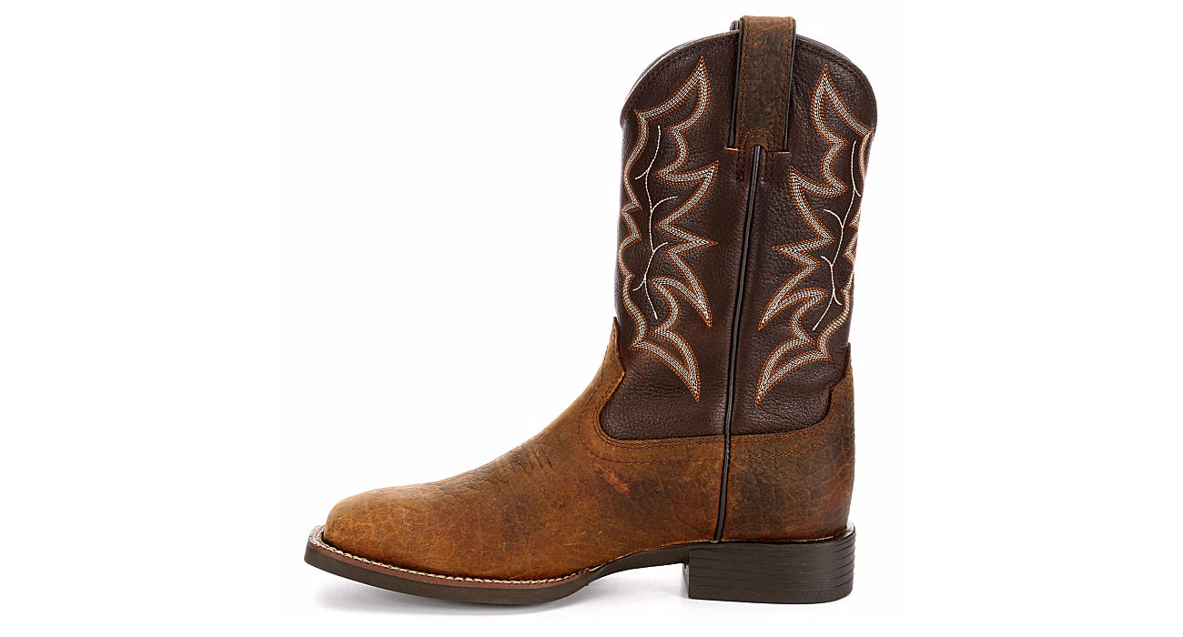 JUSTIN Mens Chet - BROWN