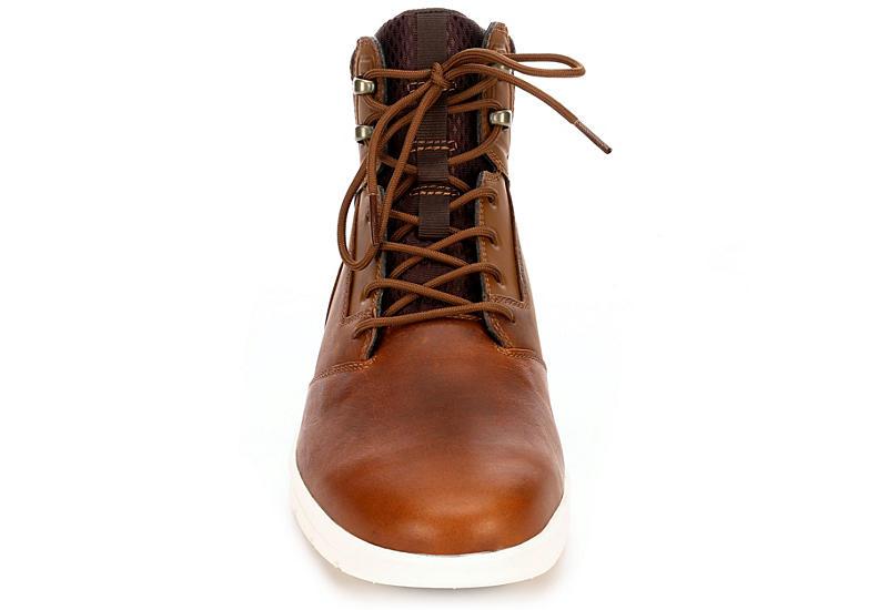 TIMBERLAND Mens Graydon Sneaker - BROWN