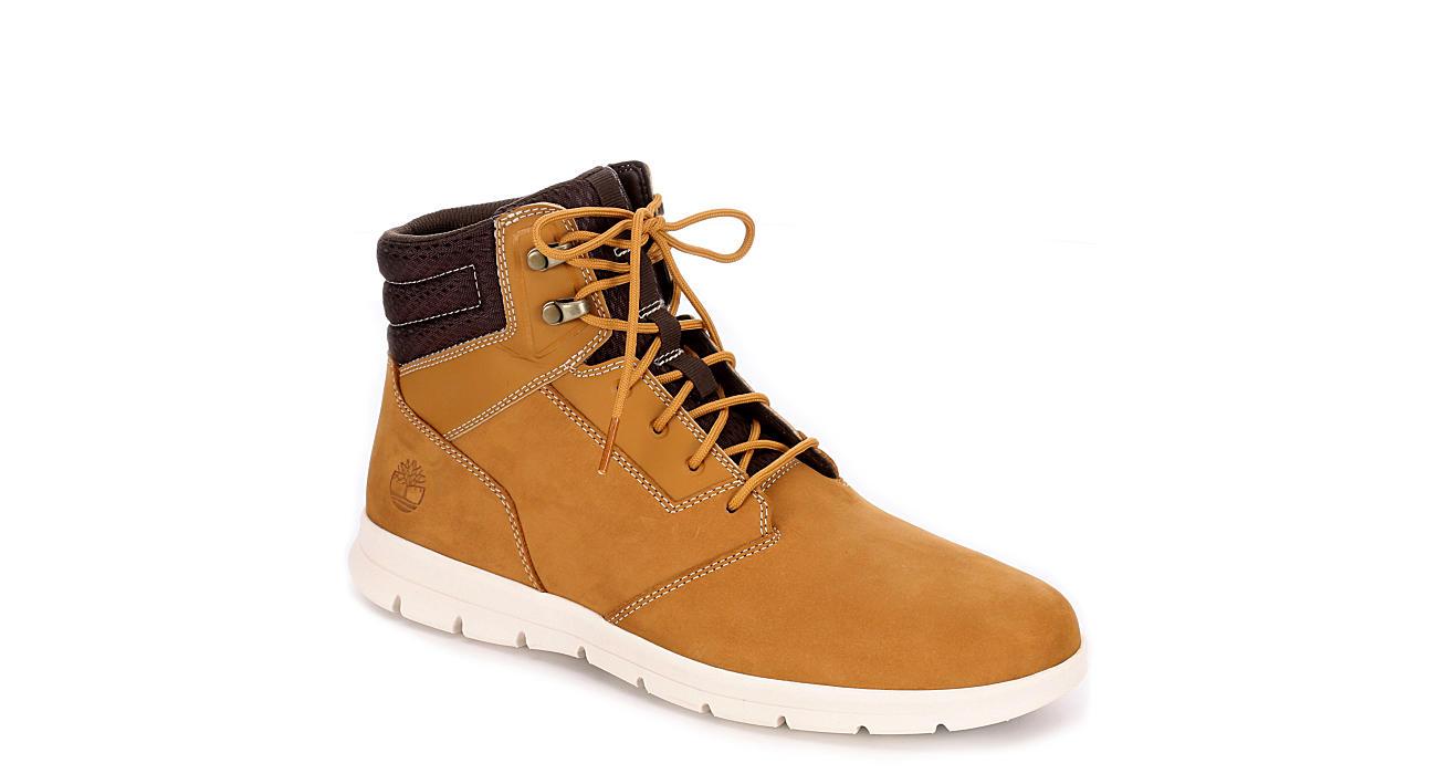 TIMBERLAND Mens Graydon Sneaker - TAN
