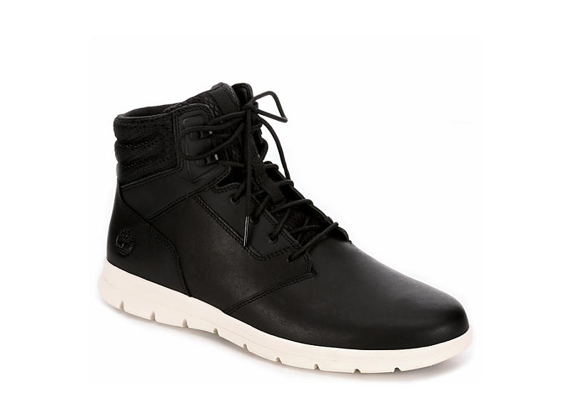 Timberland Graydon Water Resistant Sneaker Boot Wide