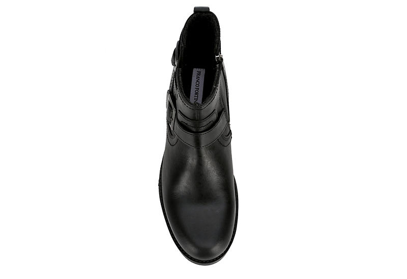 FRANCO FORTINI Mens Darius - BLACK