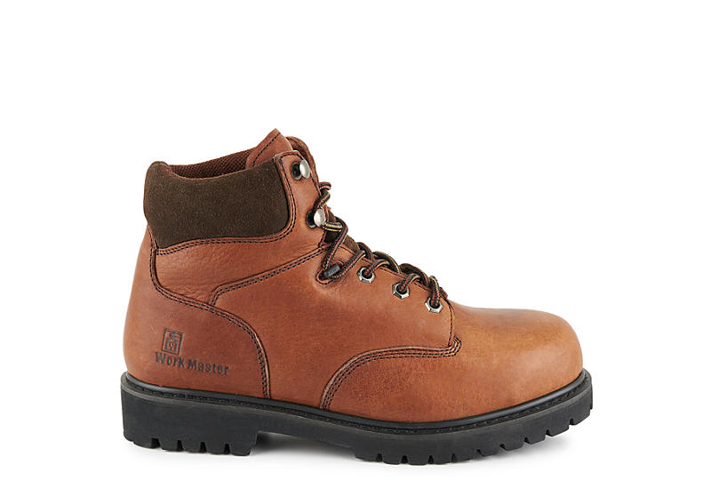 WORK MASTER Mens Peanut - BROWN