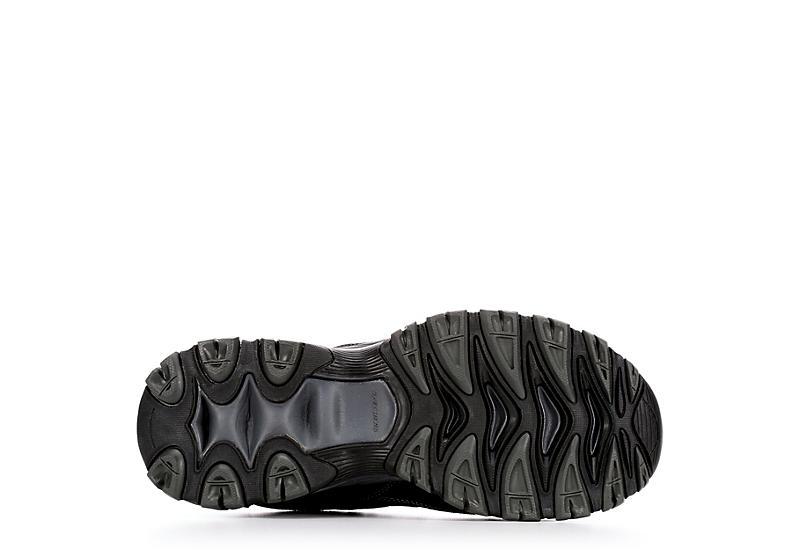 SKECHERS Mens 77055 - BLACK