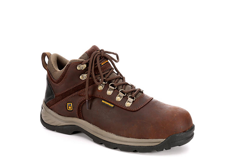 8eb7235e111e Work Master Mens Colorado - Brown