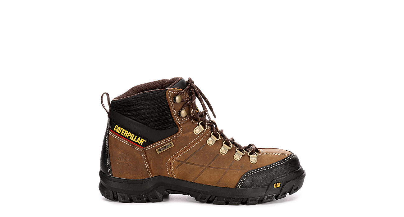 CATERPILLAR Mens Threshold Wp - BROWN