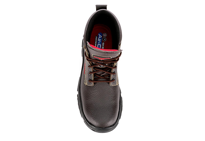 SKECHERS Mens Tarlac St - BROWN