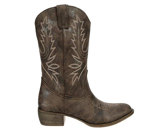 Womens Twain Western Boot