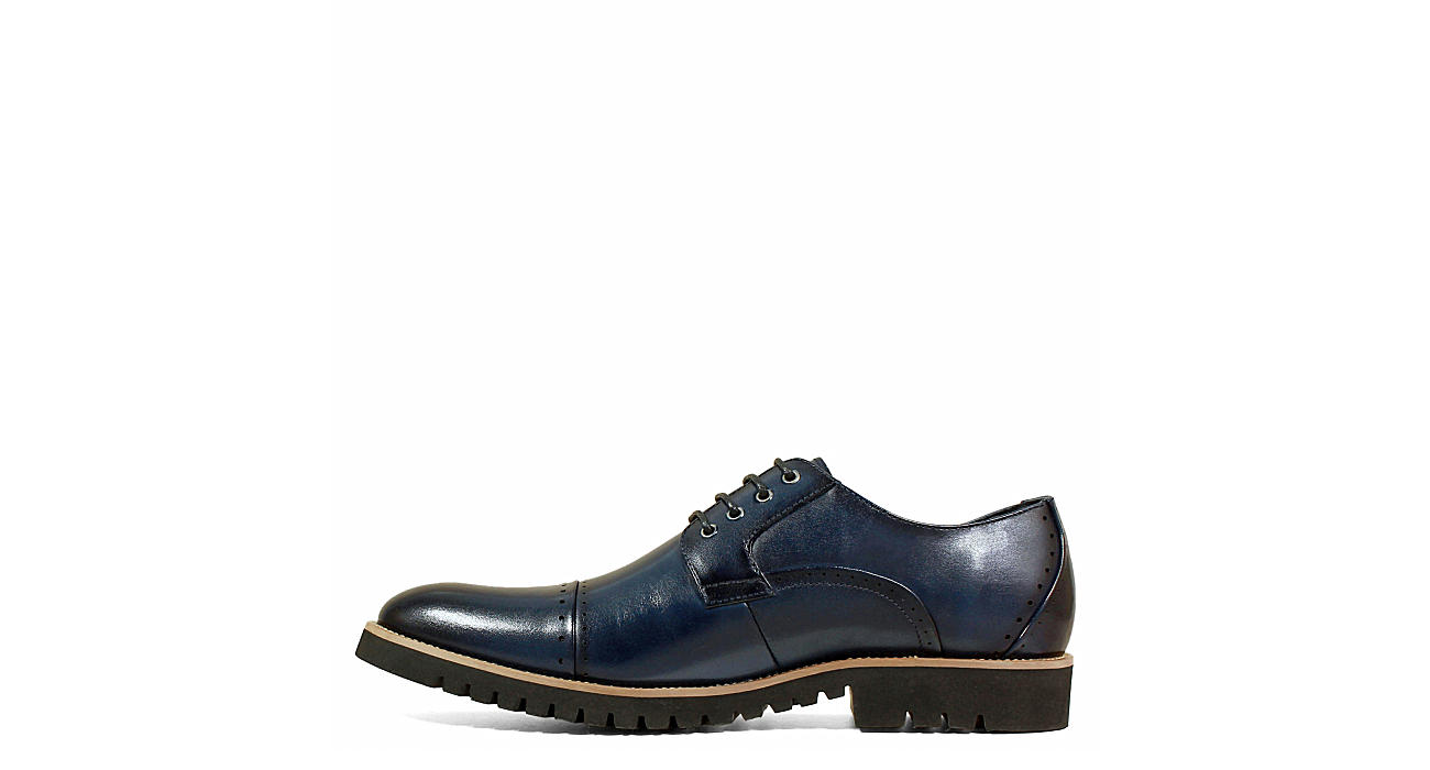 STACY ADAMS Mens Barcliff - NAVY