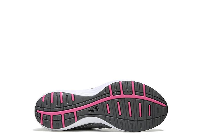 RYKA Womens Dash Sneaker - GREY
