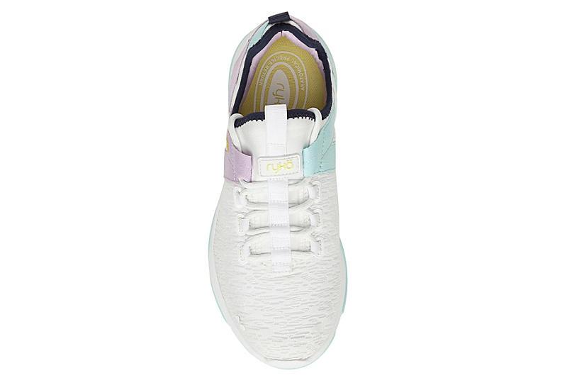 RYKA Womens Dedication Sneaker - WHITE