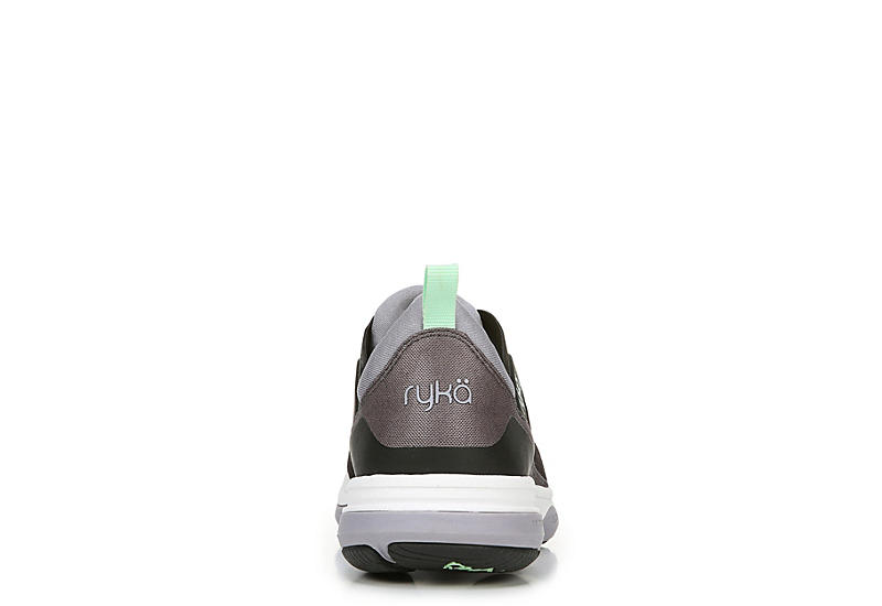 RYKA Womens Devotion Sneaker - BLACK