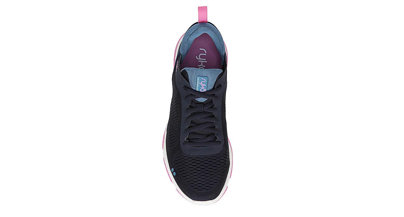 RYKA Womens Devotion Sneaker - NAVY