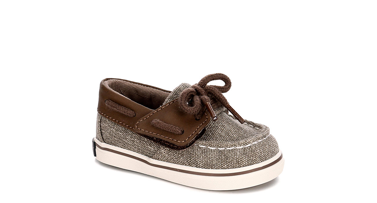 SPERRY Boys Intrepid Crib - BROWN