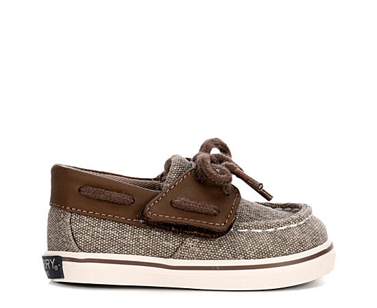 Boys Infant Intrepid Crib Boat Shoe