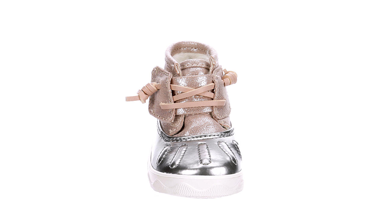 SPERRY Girls Icestorm Crib - BLUSH