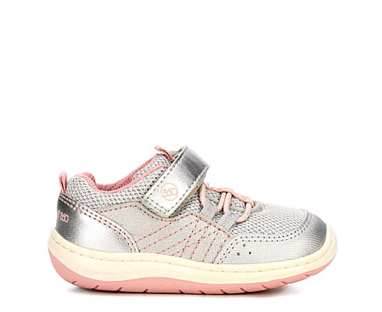 Girls Crib Keegan Slip On Sneaker