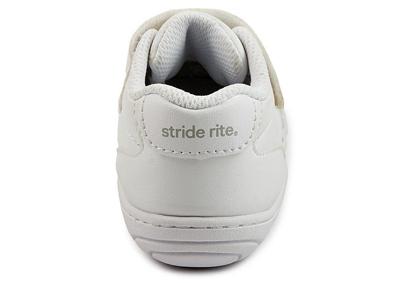 STRIDE RITE Boys Taye Crib - WHITE