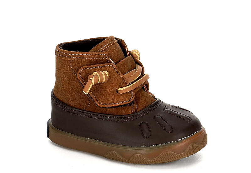 SPERRY Kids Icestorm Crib Ankle Boot