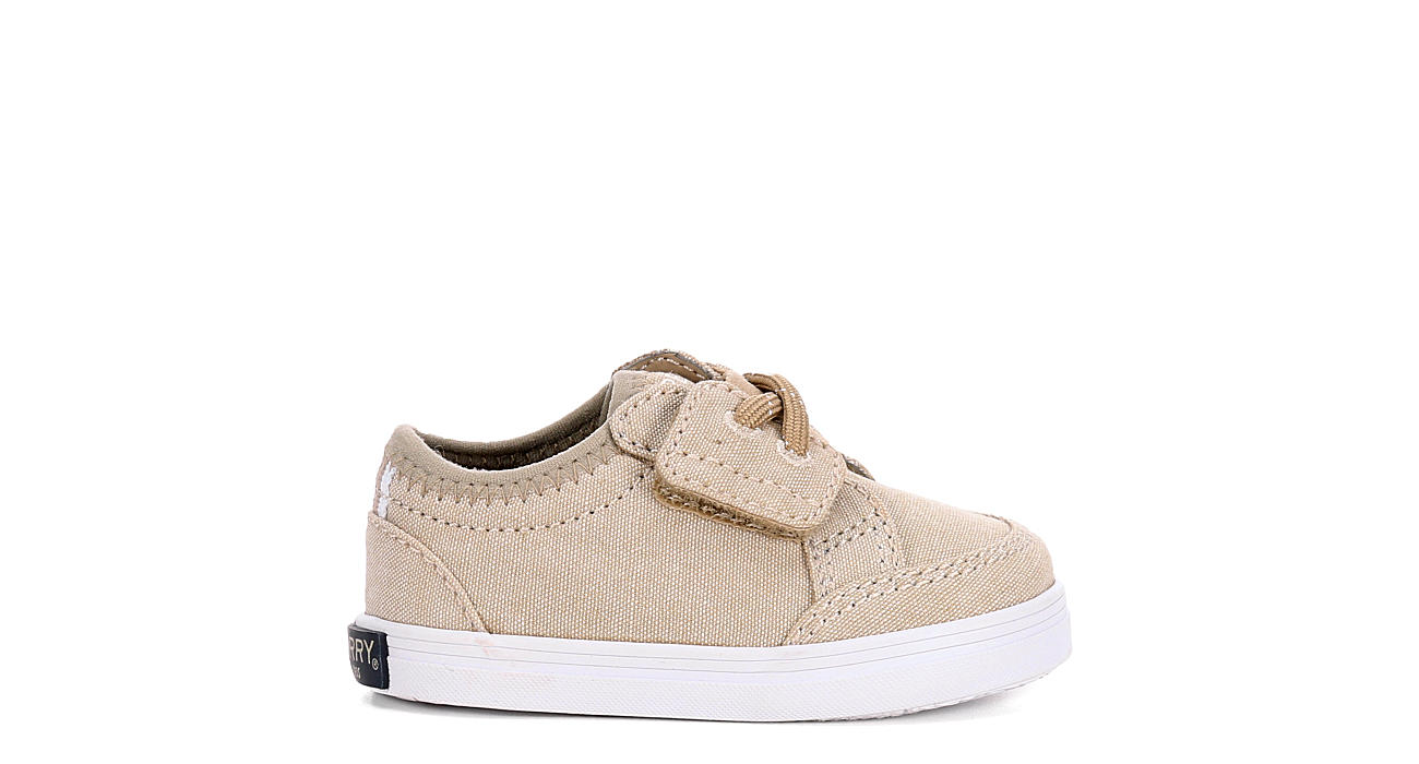 SPERRY Boys Deckfin Crib - KHAKI