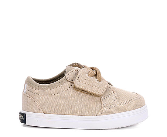 Boys Deckfin Crib Slip On Sneaker