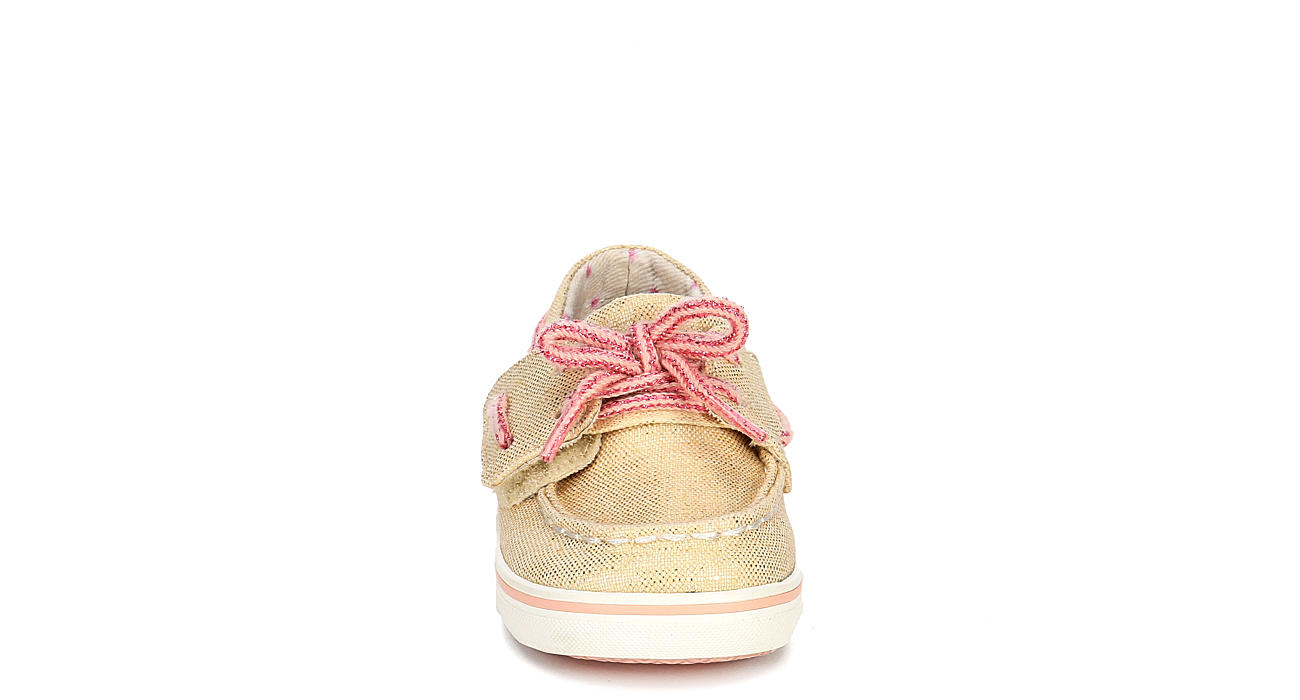 SPERRY Girls Intrepid Crib - GOLD