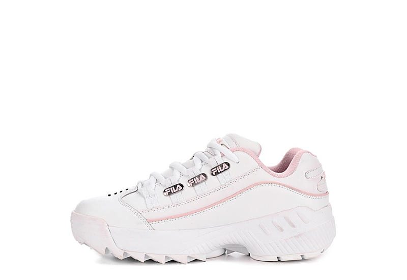 FILA Womens Hometown - WHITE