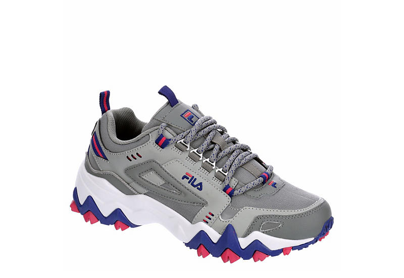 GREY FILA Womens Oakmont