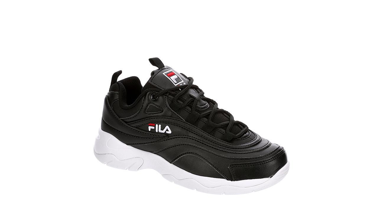 FILA Womens Fila Ray - BLACK
