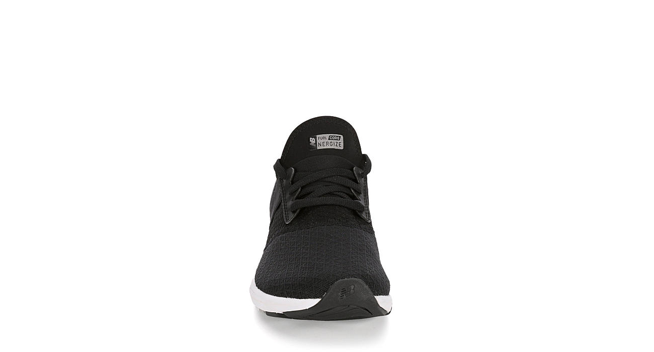 NEW BALANCE Womens Nergize Sneaker - BLACK