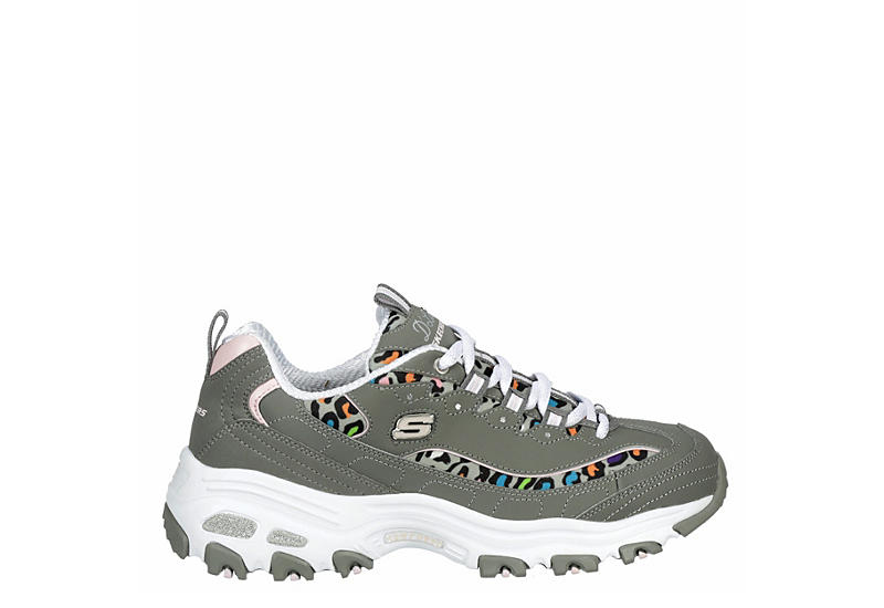 SKECHERS Womens Dlites - GREY