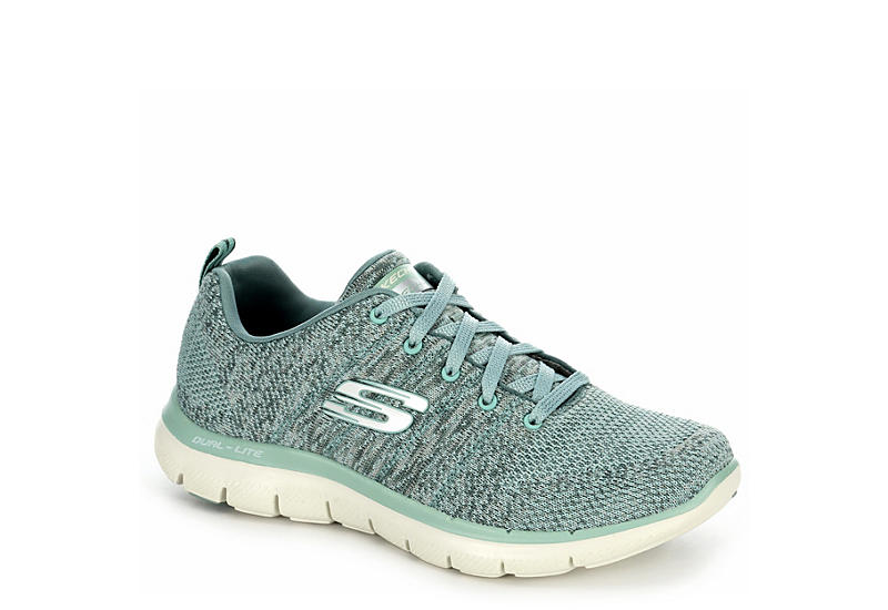 AQUA SKECHERS Womens Flex Appeal 2.0