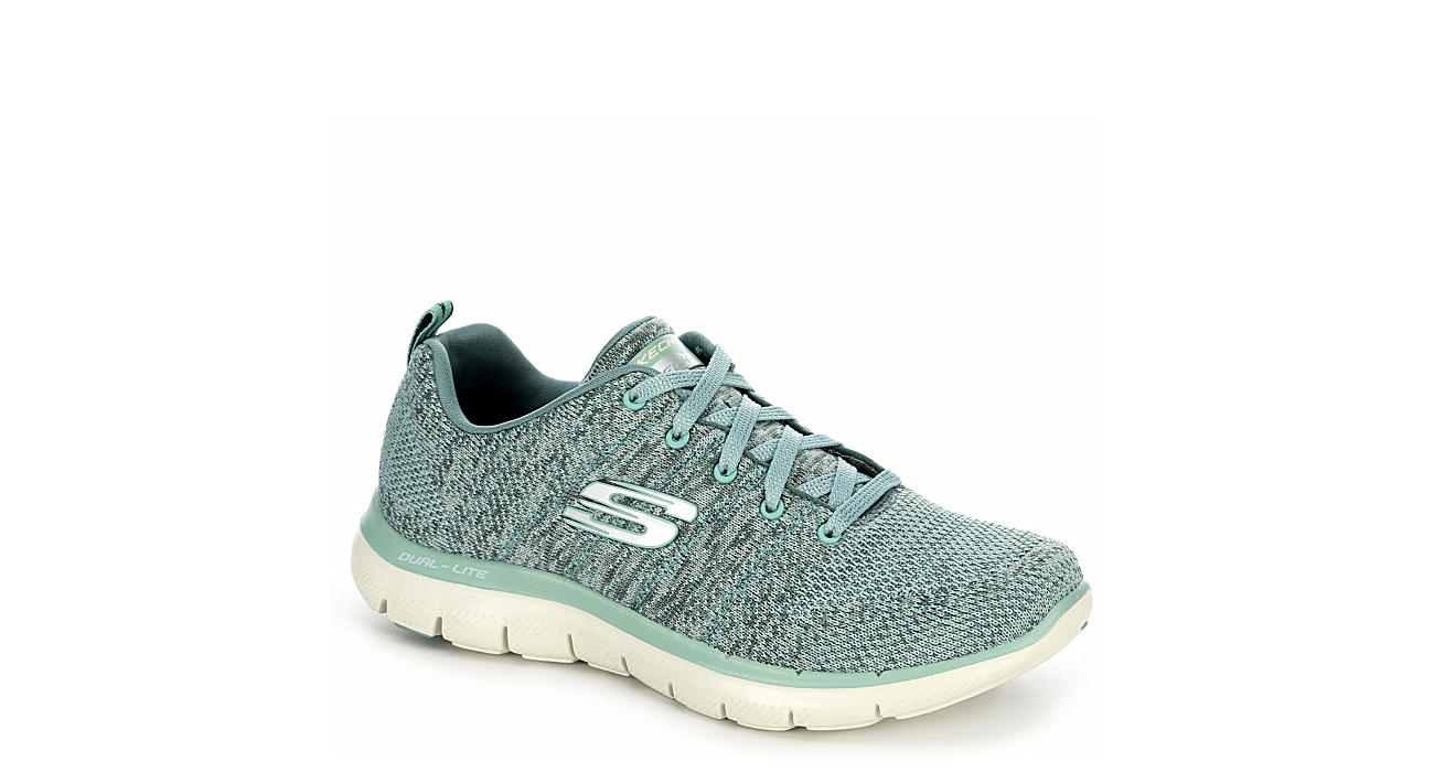 Skechers Womens Flex Appeal 2.0 Aqua
