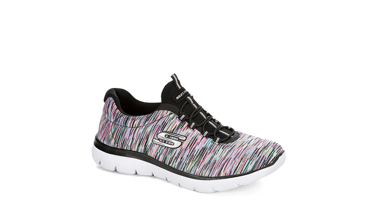 SKECHERS Womens Summits Light Dreaming - BLACK