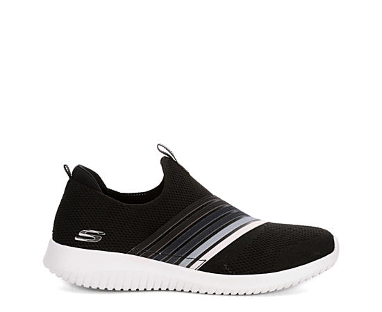 Womens Ultra Flex Slip On Sneaker