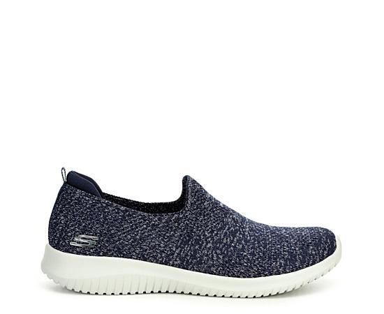 Womens Ultra Flex Harmonious Slip On Sneaker