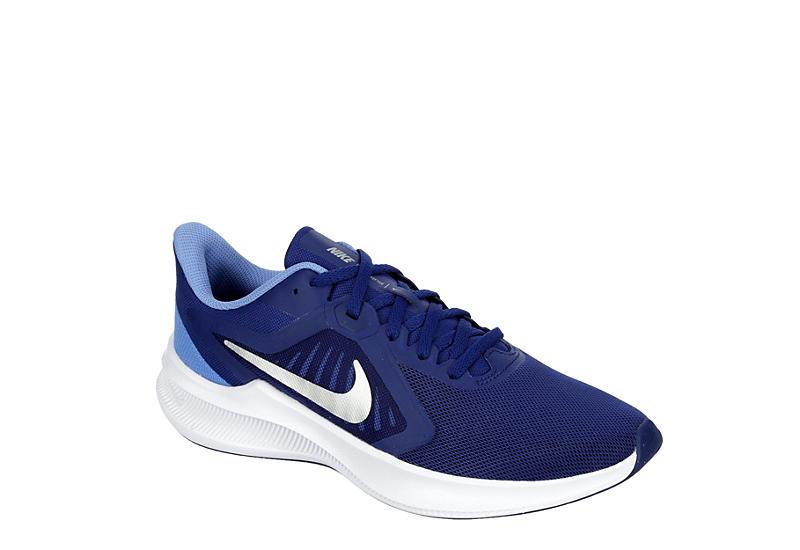 BRIGHT BLUE NIKE Womens Downshifter 10 Running Shoe