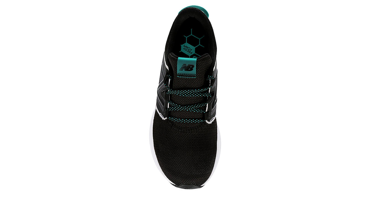 NEW BALANCE Womens Vero Racer Running Shoe - BLACK