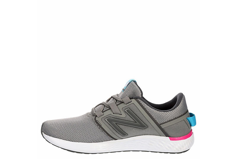 NEW BALANCE Womens Vero Racer - GREY