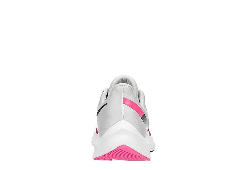 NIKE Womens Zoom Winflo 6 Running Shoe - FUSCHIA