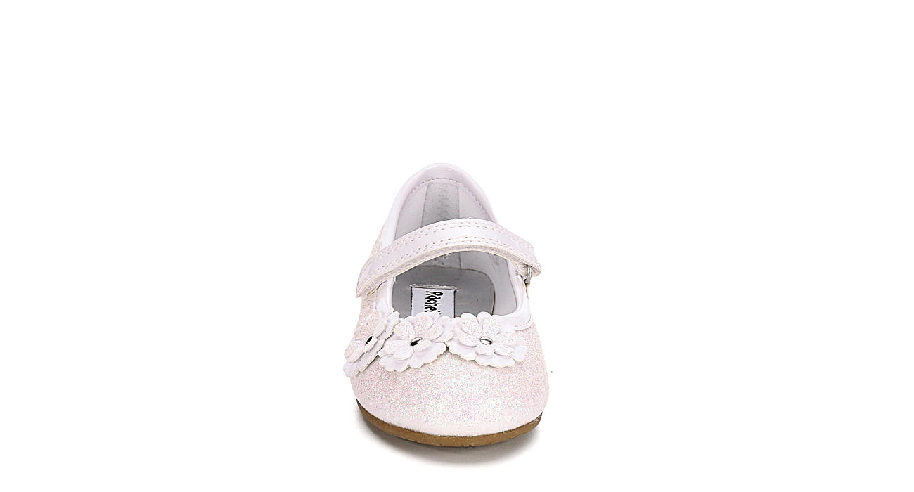 RACHEL SHOES Girls Lil Dorothy - WHITE