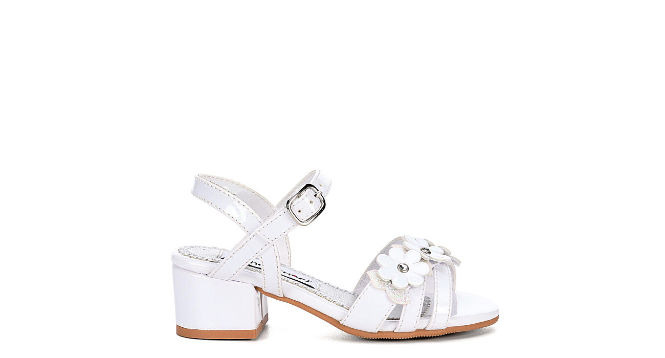 RACHEL SHOES Girls Lil Samantha - WHITE