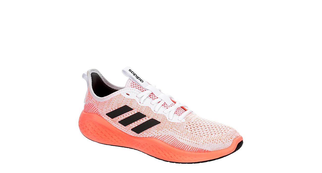 Adidas Womens Fluidflow Running Shoe - Coral