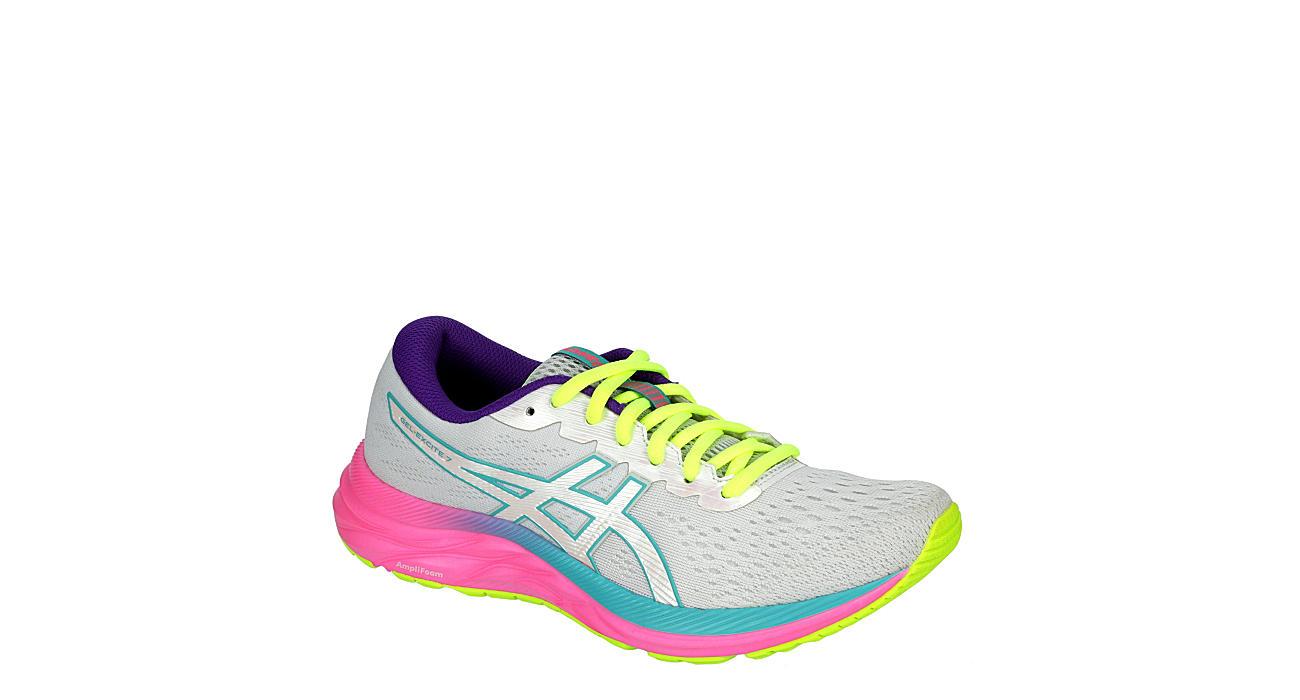 Multicolor Asics Womens Gel-excite 7 Running Shoe   Athletic ...