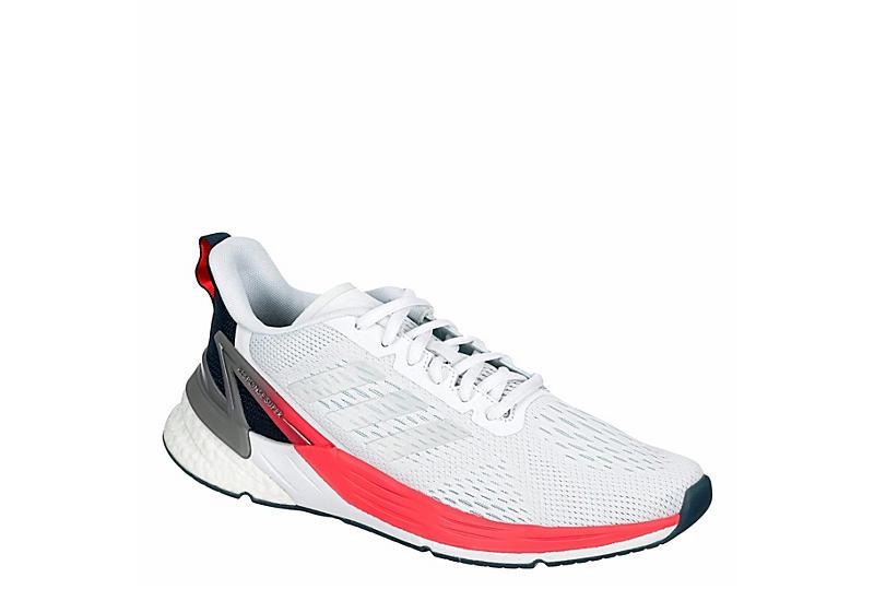 WHITE ADIDAS Womens Response Super Boost Running Shoe