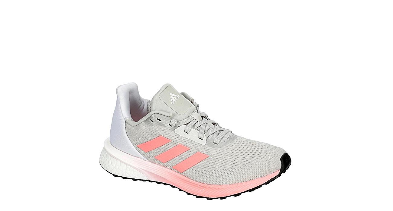 ADIDAS Womens Astrarun Boost Running Shoe - WHITE