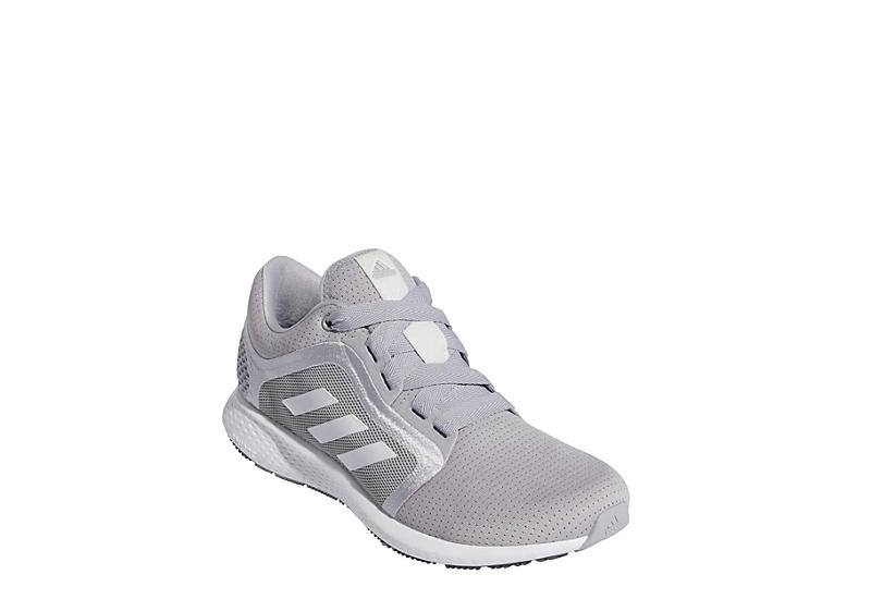 GREY ADIDAS Womens Edge Lux 4 Running Shoe