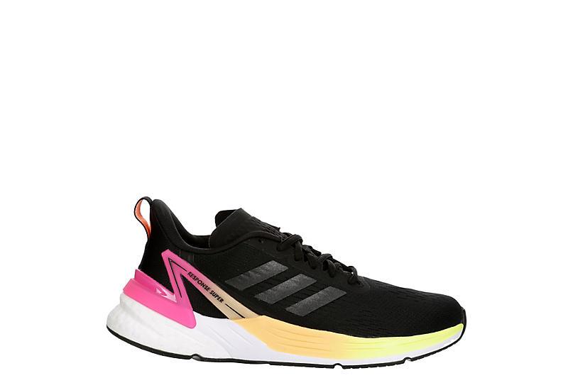 Adidas Womens Response Super Running Shoe - Black