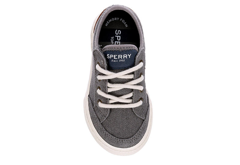 SPERRY Boys Deckfin Jr. - GREY