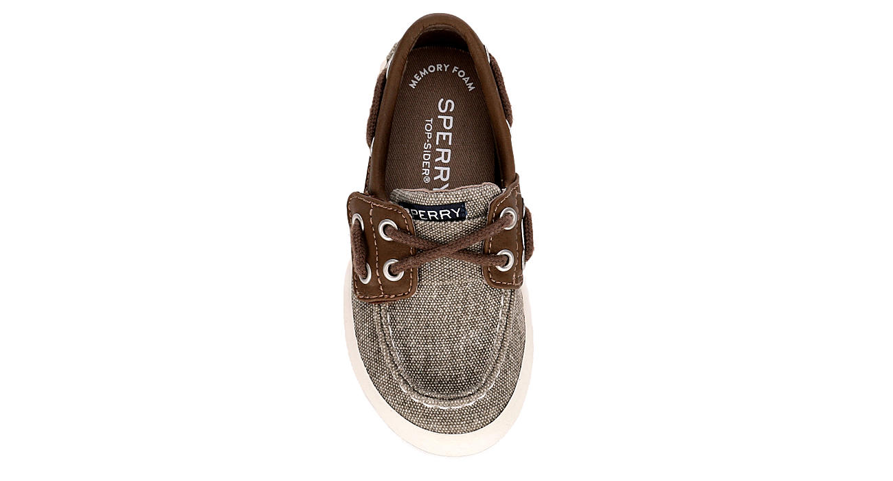 SPERRY Boys Tuck Jr. - BROWN
