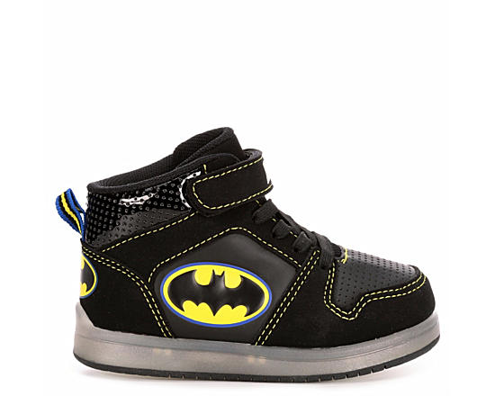 Boys Infant Batman Light Up Sneaker